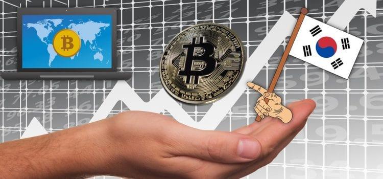 Jižní Korea možná zakáže kryptoměnové burzy, bitcoin poroste