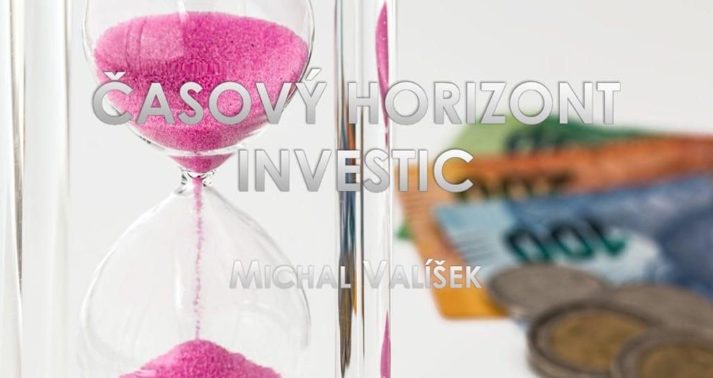 Časový horizont investic