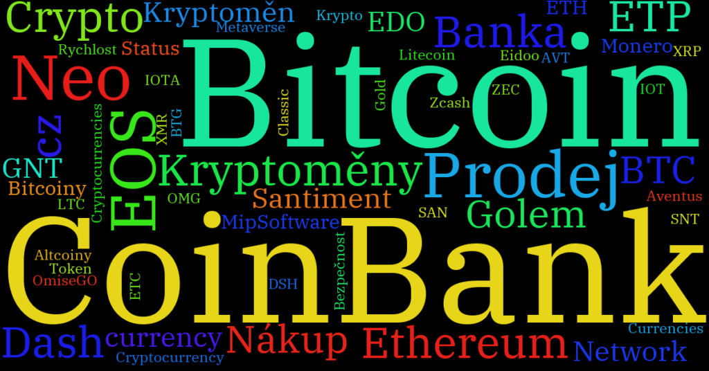 O projektu CoinBank