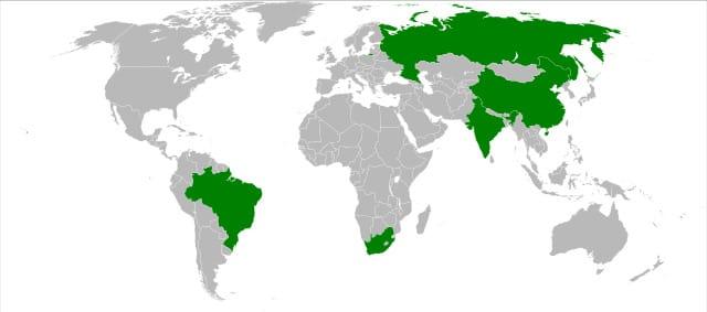 Map of BRICS countries.svg
