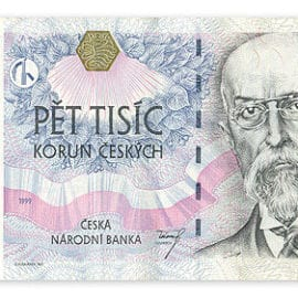 Česká Koruna v roce 2019