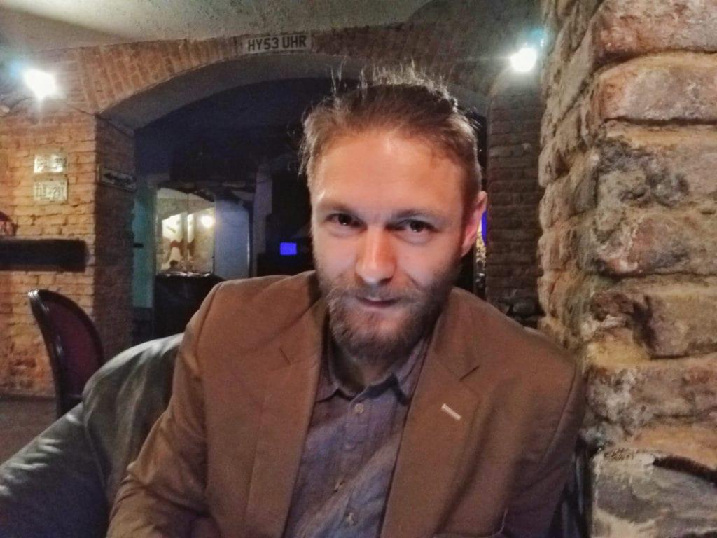 2019-03-08 – Interview s Radomírem Eliášem