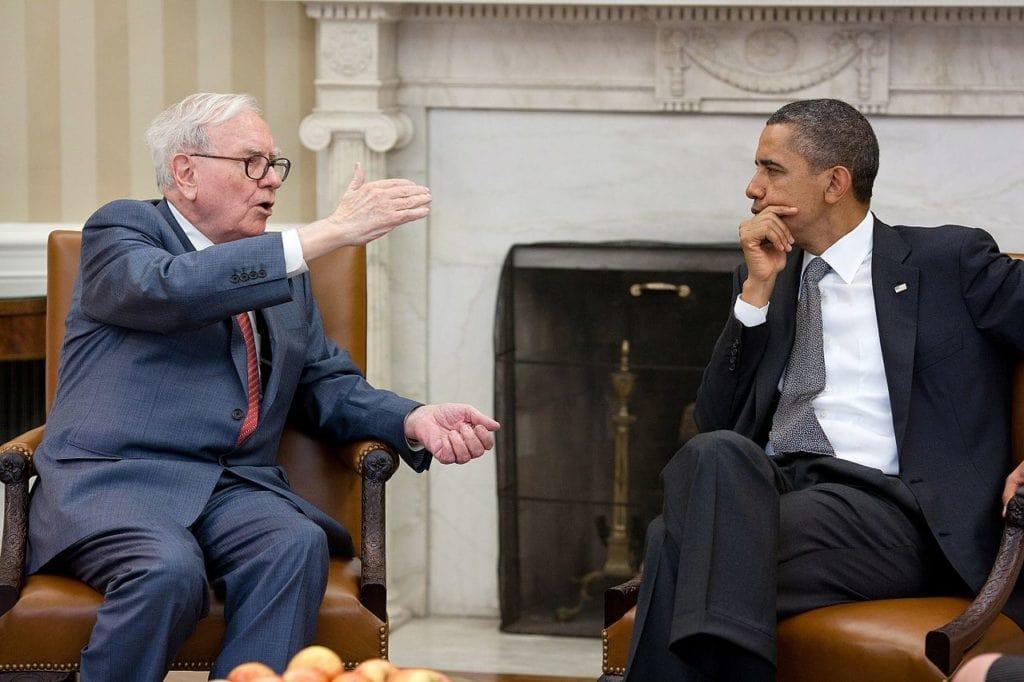 Hledání podhodnocených akcií - Warren Buffet